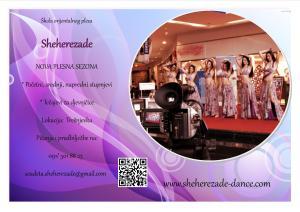 Sheherezade 2014-15